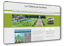 chateau garderes
